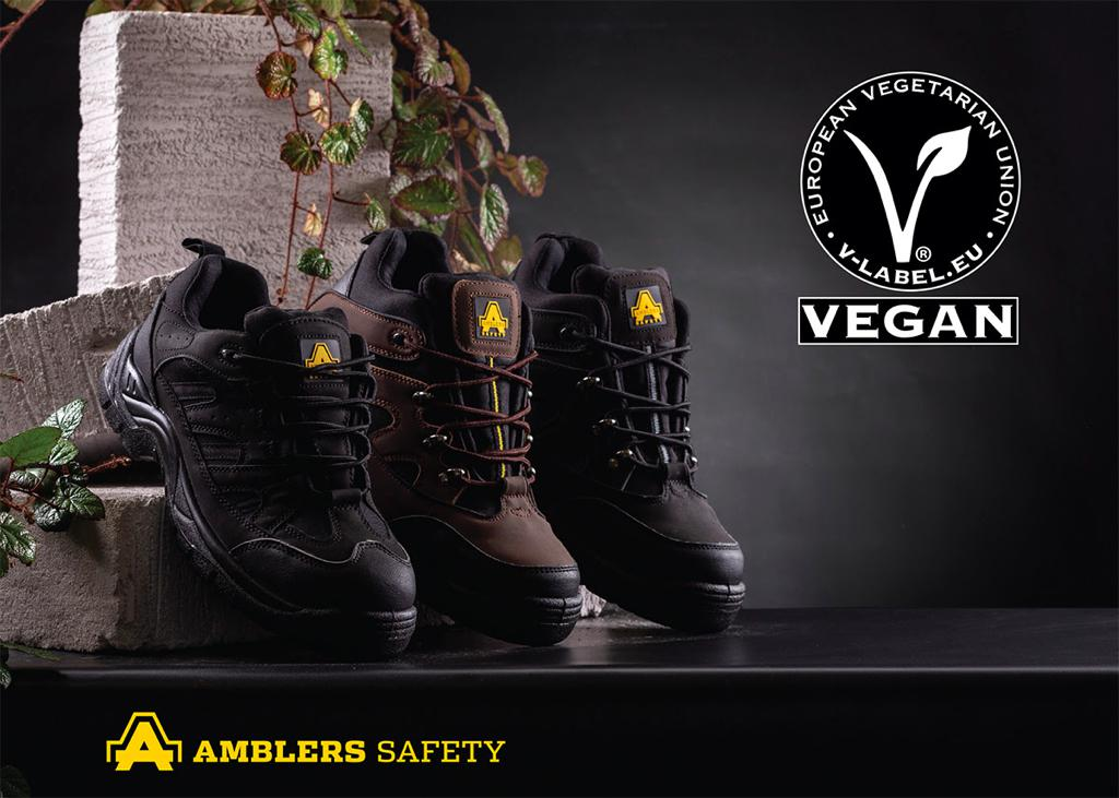 Vegan Approved Safety Footwear Range